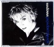 PAPA DON'T PREACH - UK / GERMANY CD SINGLE